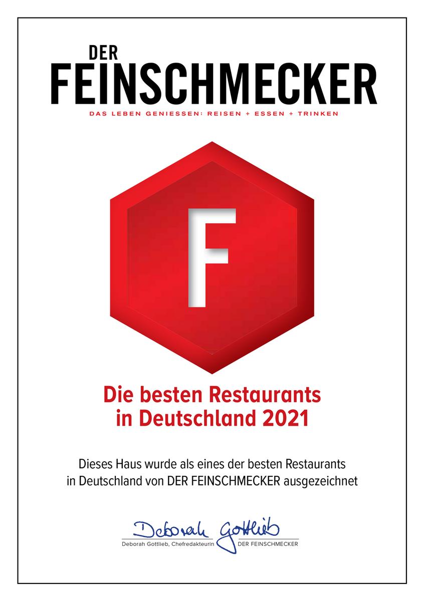 Feinschmecker_Auszeichnung